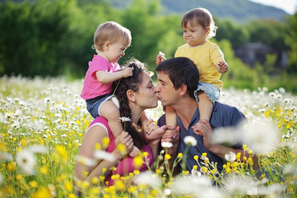Счастье родителей в своих детях