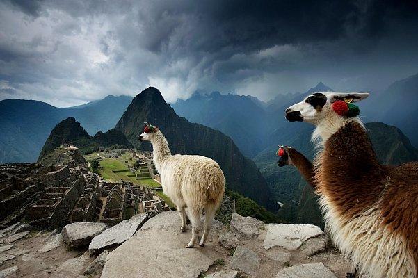 Мачу Пикчу: загадочная цивилизация