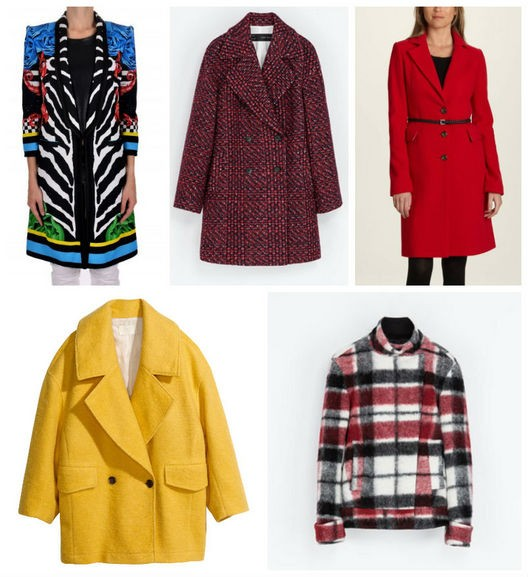 ОБНОВИТЬ ГАРДЕРОБ: новым пальто