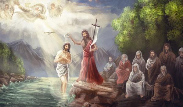 ИОАНН КРЕСТИТЕЛЬ – ИСТОРИЯ, ЖИЗНЬ И ЧУДЕСА