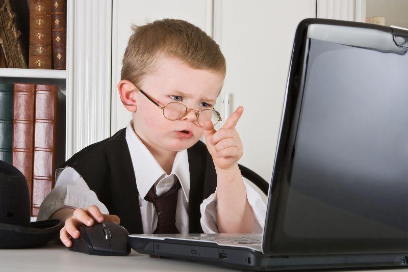РЕБЁНОК: как отучить от компьютера