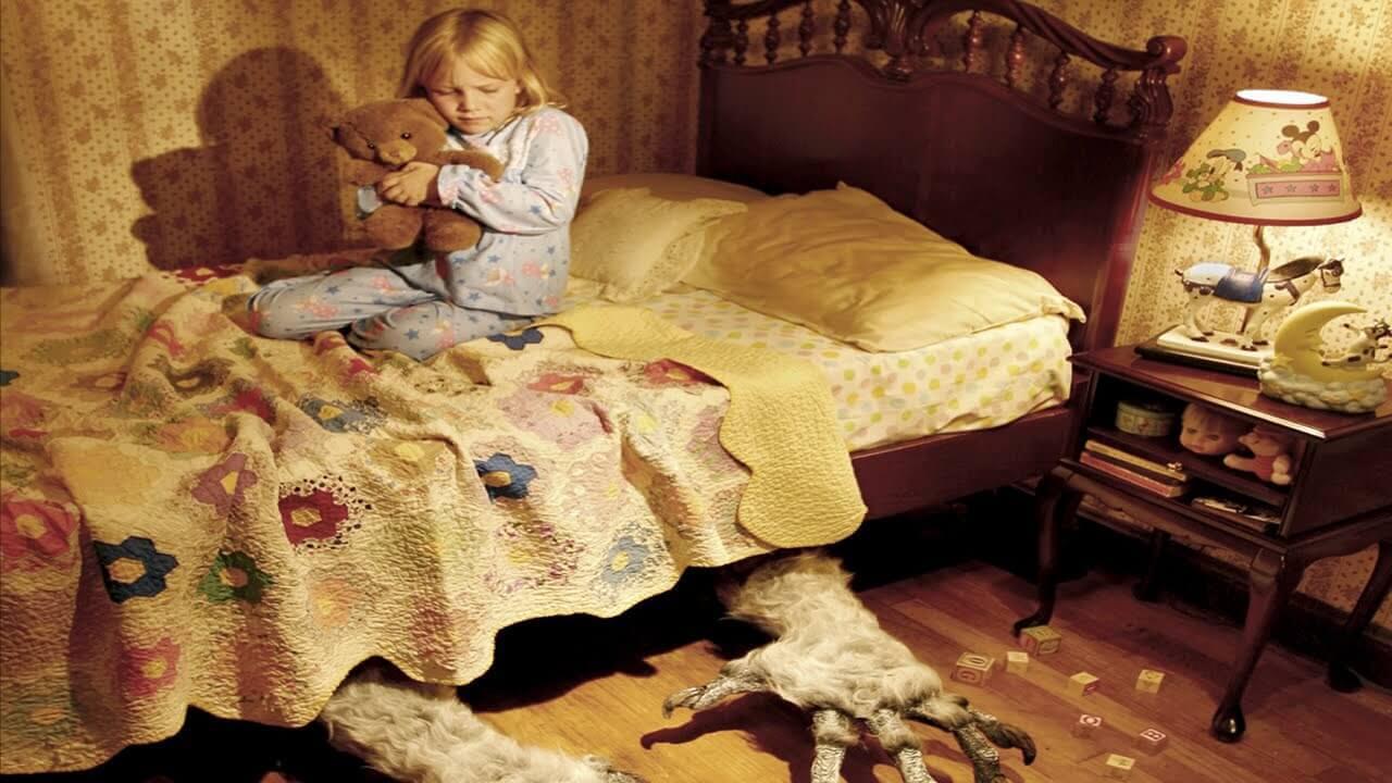 ДЕТИ: их пугают реальные чудовища