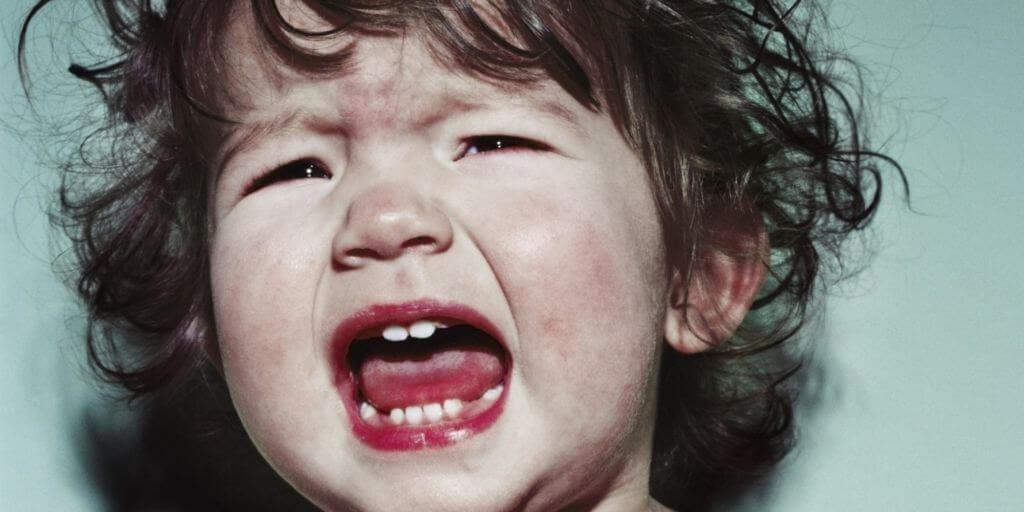 ДЕТИ: истерики и как с ними бороться