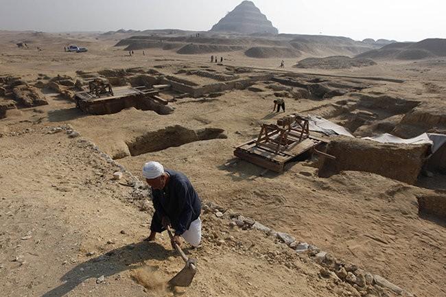 ДРЕВНЯЯ ЦИВИЛИЗАЦИЯ: до фараонов в Египте