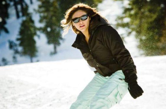 ОЧКИ СОЛНЦЕЗАЩИТНЫЕ: пять причин носить зимой