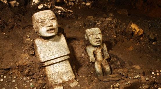 ЦИВИЛИЗАЦИЯ: поразила учёных артефактами