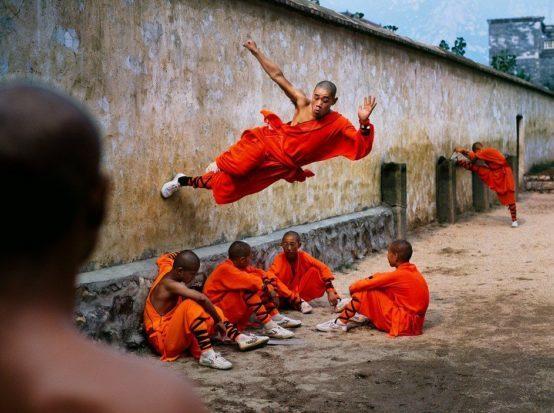 ЗДОРОВЬЕ: советы монахов ШАОЛИНЯ