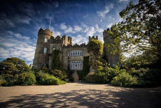 ЗАМОК: загадочный Малахай Ирландии