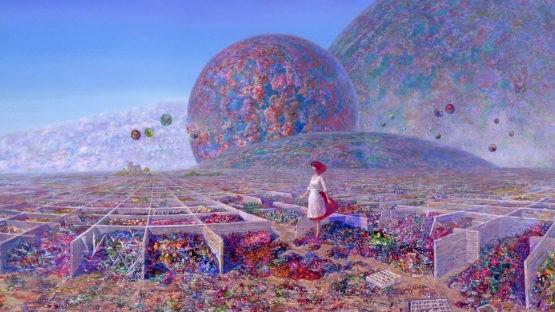ЧЁРНАЯ ДЫРА: объясняет суть параллельности миров