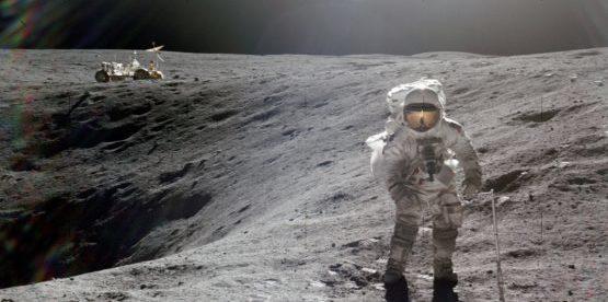 АСТРОНАВТЫ: слышали музыку на Луне