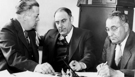 МОШЕННИК: Виктор ЛЮСТИН, дважды продавший Эйфелеву башню