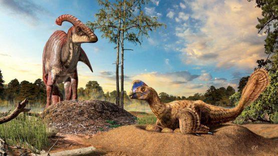 ДИНОЗАВР: живший 200 миллионов лет назад