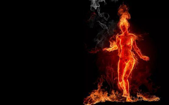 ВОЗГОРАНИЕ: человек сгорает спонтанно