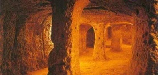Тайные подземелья