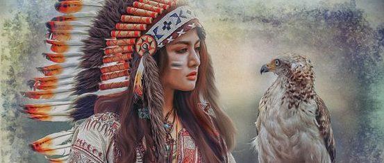 Аборигены Америки.