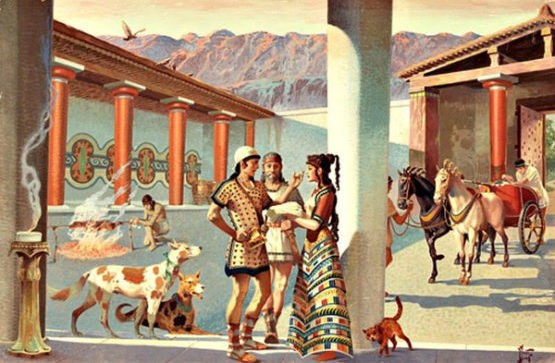 Минойское царство