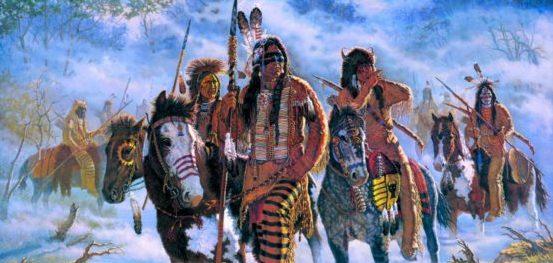Племя – «Команчи».