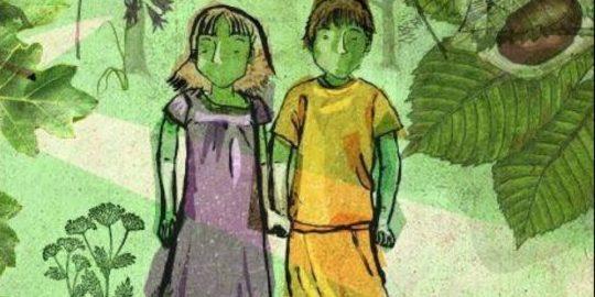 Зелёные дети