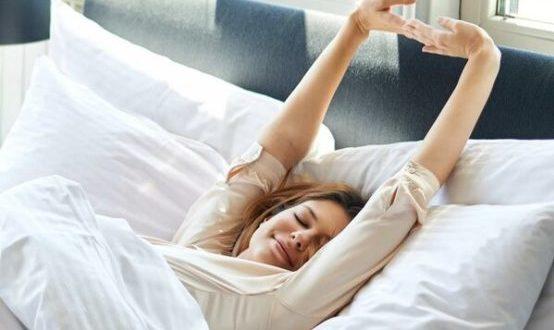 Приятное пробуждение