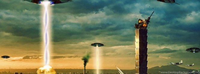 Вторжение НЛО