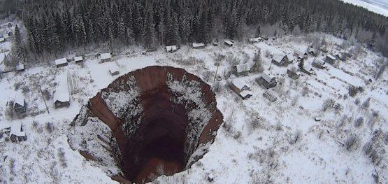 Бездна в Сибири