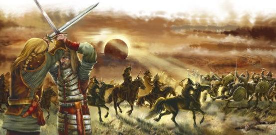 Предкие болгар