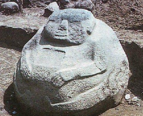 Скульптуры Гватемалы