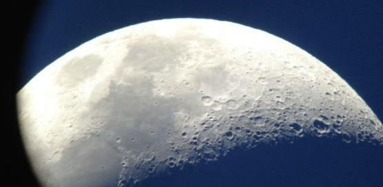 Луна - голограмма