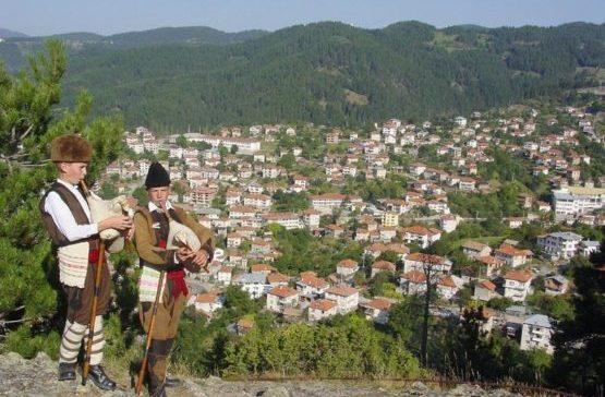 Легенда Болгарии