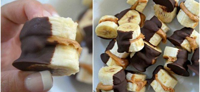 Банановые конфеты