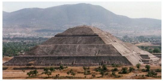 Таинственная пирамида.